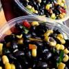Speedy Corn and Black Bean Salsa
