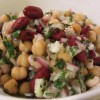 Four Bean and Corn Salad
