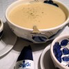Leek and Potato Soup (Vichyssoise)