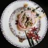 Roasted Turkey Ballottine Wrapped in Bacon