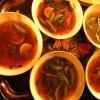 Warm up with a Balinese/Thai Dinner Menu