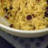 Geel Rys (South African Yellow Rice) Recipe