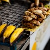 Grilled Caramelized Bananas