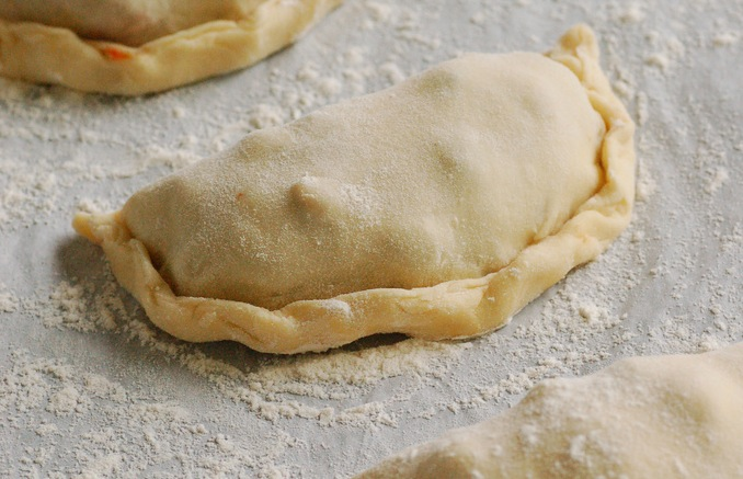 un-baked empanadas by Julesstonesoup