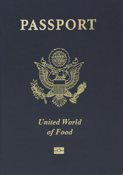 united world of food